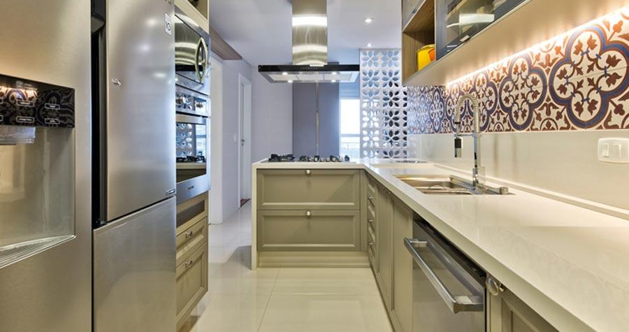 Escolher o revestimento para cozinha não é tarefa fácil