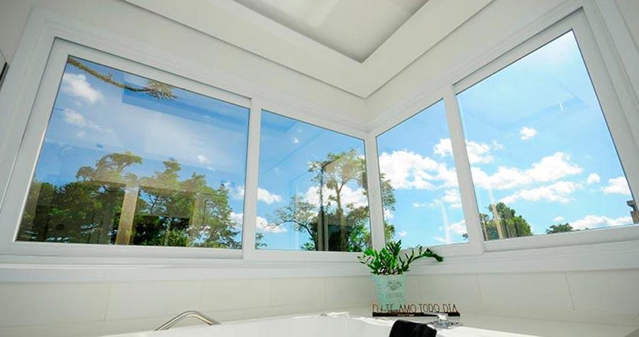 Usar janela de alumínio ou PVC na sua obra? Conheça as diferenças para escolher!
