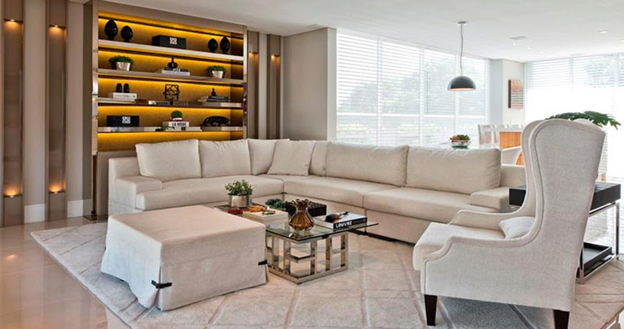 Decoração de sala: 5 peças que não podem faltar para um espaço confortável