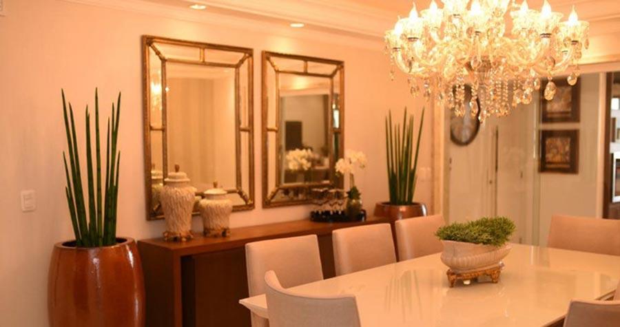 7 passos para escolher o espelho para sala de jantar perfeito!