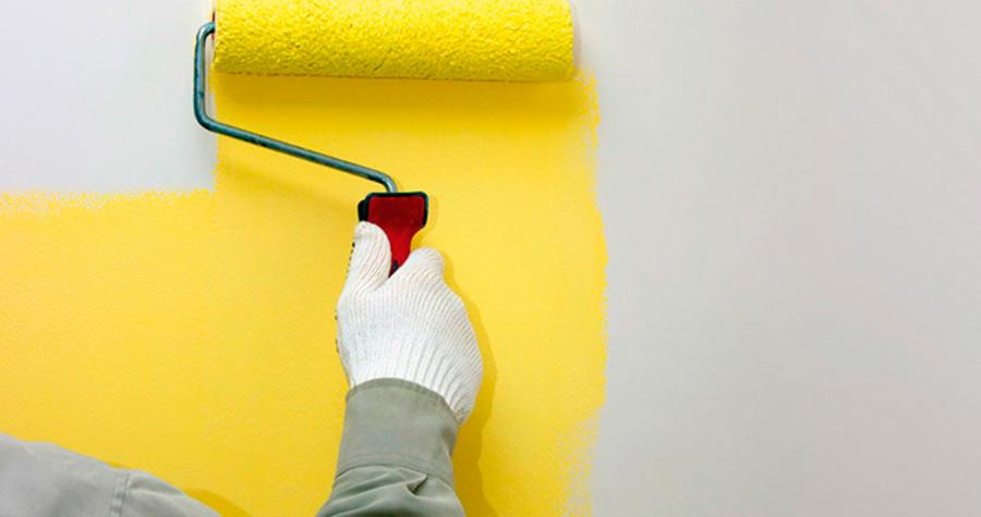 Pintura da casa