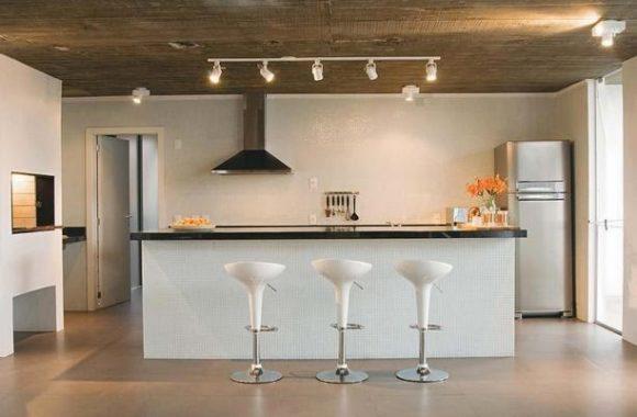 Luminária para cozinha