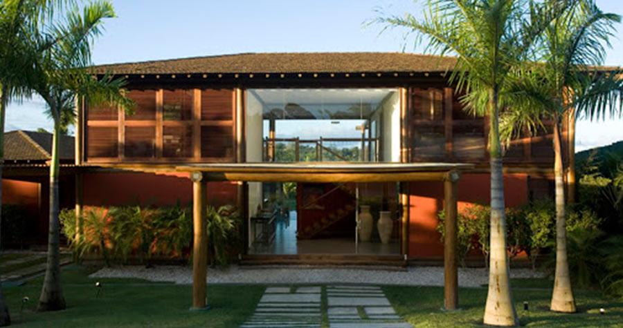 Casa de campo: o que não pode faltar no projeto deste modelo de casa?