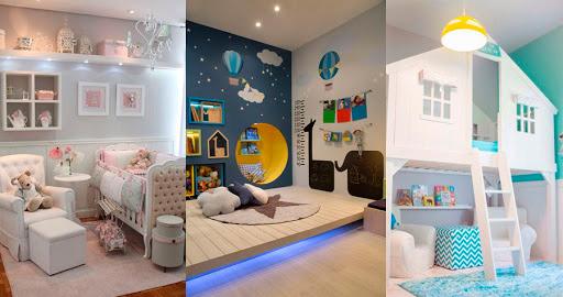Como escolher a cor ideal para a pintura de quarto?