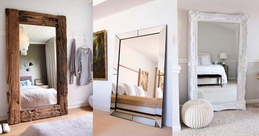 Espelho para quarto: como escolher sem errar?